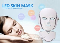 Photon light therapy led mask with 7 colors for face &neck