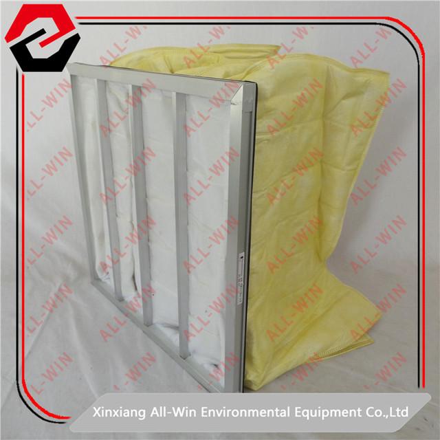 ALL-WIN SUPPLY VENTILATION SYSTEM PANEL FILTER 490*491*435 FILTER BAG