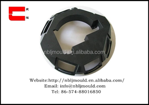 OEM customized alumium/plastic CNC machining parts top quality
