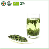 China Healthy naure spring green tea with selenium enrichment