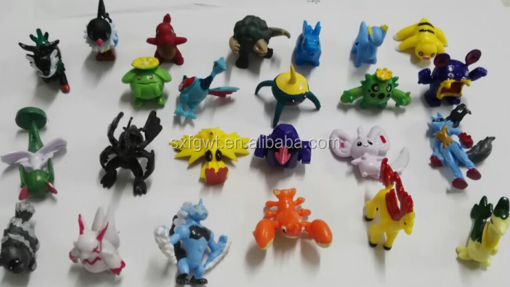 pokemon toys for 144 kinds of character