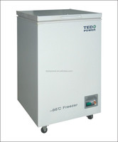 TEDO POWER Mini Deep Freezer DF86-H50 ultra-low temperature freezer mini chest freezer