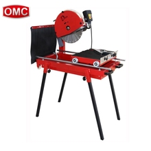OSC-B Small Portable Sliding Table Hand Stone Cutting Saw Machine