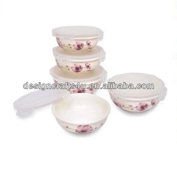 nice high quality ceramic food container