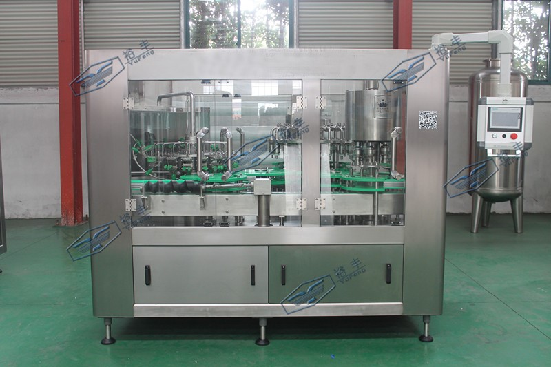 CGF24-24-24-8 500ml Bottled Spring Water, Pure Water, Mineral Water Bottle filling machine price
