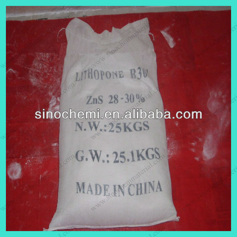 A Mixture Of Zinc Sulfide And Barium Sulfate Products Lithopone For Rubber