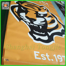 Pole Tiger Printed Banners Both Sided Printed