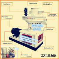 CSPM 2016 lastest CE biofuel machine