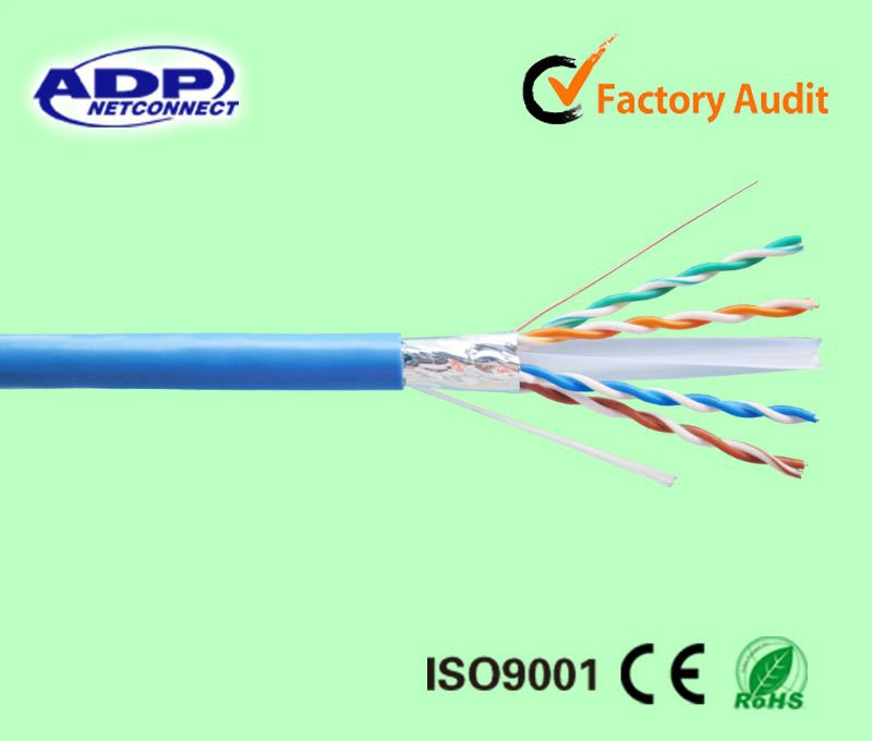 ADP FTP/SFTP cat 6 shielded outdoor cable 305m roll