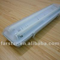 Energy Saving Fluorescent Light Fixture Dustproof