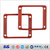 Rubber gaskets for street light cover