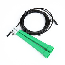 best quality durable adjustable plastic skipping speed jump rope