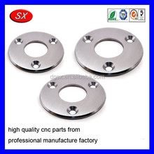 stainless steel polishing disc,cnc milled milling machining parts Fuel Adaptor Assy