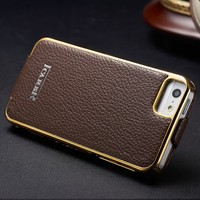 leather for iphone 5 case