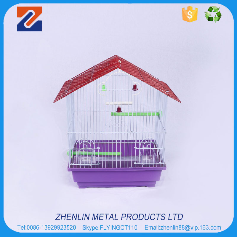 Wholesale custom decorative bird cages cheap price