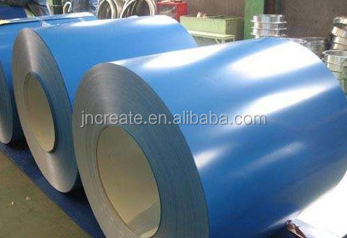RAL5012 550MPA HIGH TENSILE STRENGTH/PPGL/PPGI/AZ COATING:30-180GSM/ZINC 30-275GSM/ SKY BLUE/OFF WHITE PREPAINTED GALVANIZED