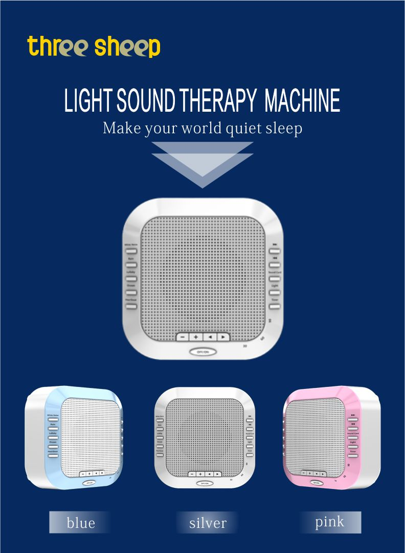 Baby sleep white noise sound machine