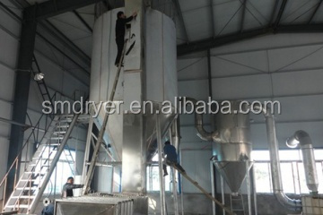 LPG Zinc sulfate spray drying machine