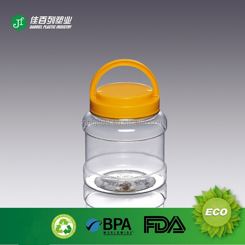 1000g Cheap Plastic Bottles Jar Cosmetic