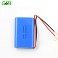 Rechargeable 2000mah Li-Ion Prismatic Lipo Battery Cell 103450 3.7V Lithium Polymer Battery