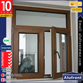 High Quality Wood Aluminium Clad Swing Window/Casement Window