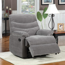Modern living room one person fabric recliner sofa ZOY-91491-51