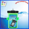 Universal colorful pvc waterproof pouch cellphone bag for iphone for samsung