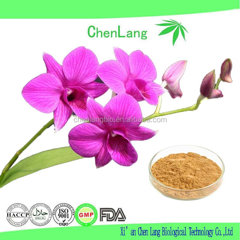0.5%,1%,2%,5% Best Price of Dendrobium Orchid Plants With High Quality Dendrobium Extract