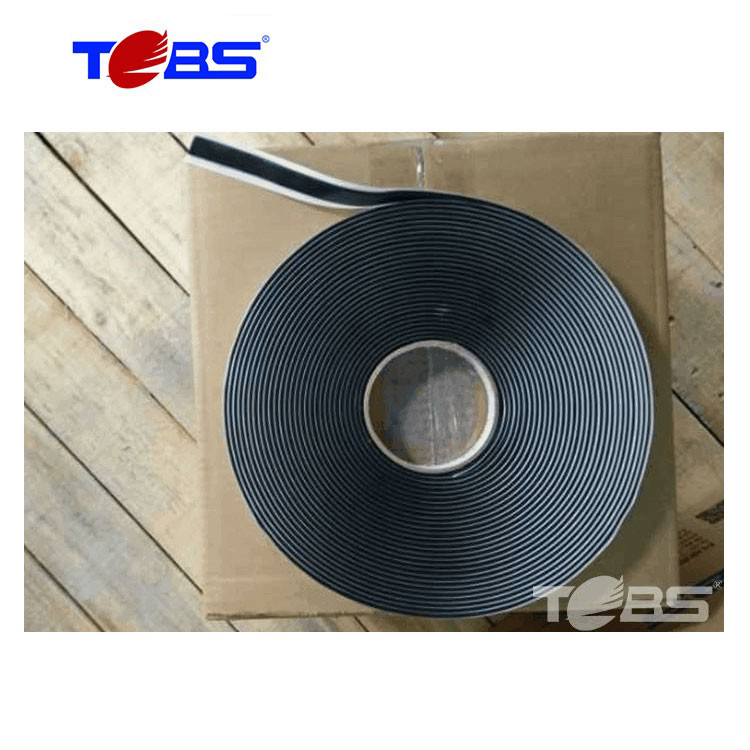 Wind power moulding process sealing butyl tape
