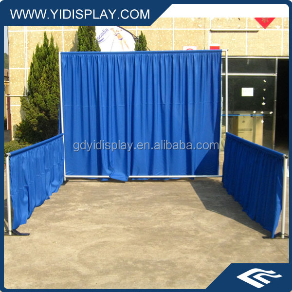 Pipe and drape for wedding Draper Screens