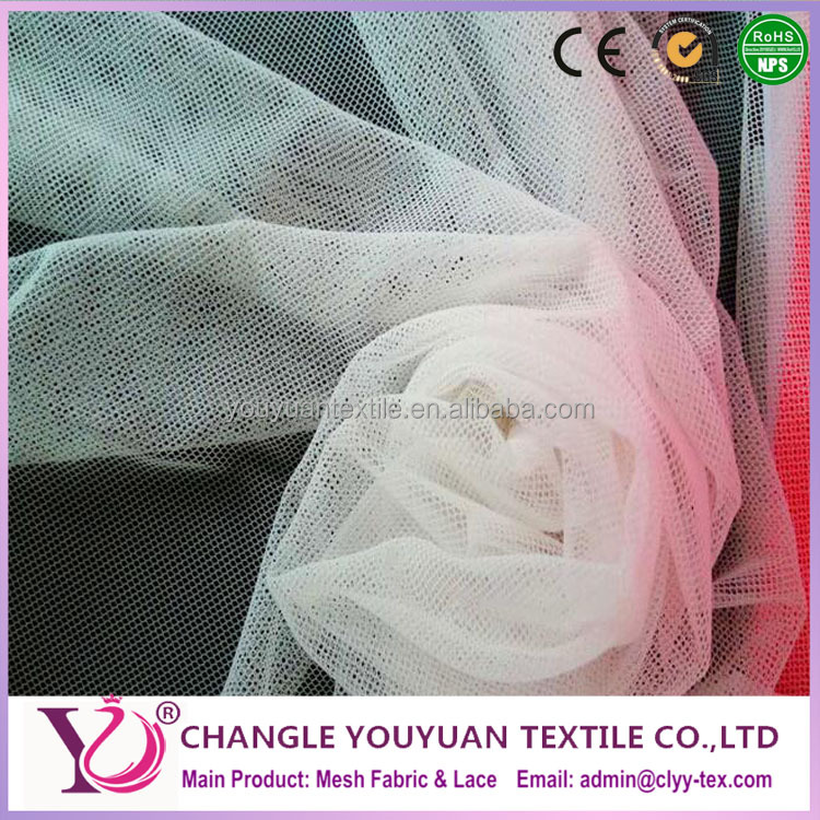 Durable stretch upholstery fabric wrap netting fabric free sample