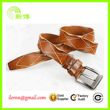 2017 lady Fashion PU belt