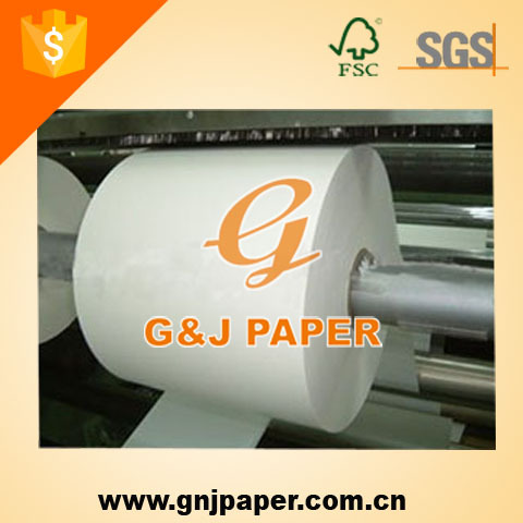 White Virgin Uncoated Wood Free Paper 80gsm