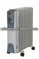 Oil filled radiator heater in big size with CE certificate