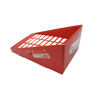 Alibaba China Popular Recycled Foldable Supermarket Paper Display Box