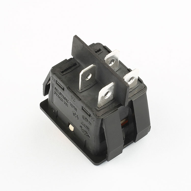 led 16a 250vac t125 55 rocker switch  kcd2
