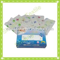 100% cotton printed cloth baby diaper