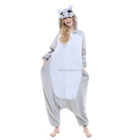 Amazon hot Unisex adult cosplay cartoon hippo costumes