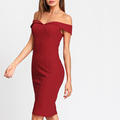 Women's Sweetheart Neck Formal Party Dress