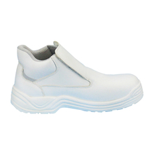 OEM food factory white safety work shoe