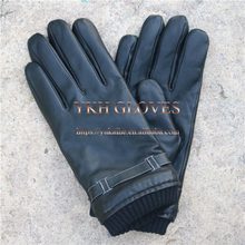 China Manufacture Bicycle Winter Gloves With Wool Lining