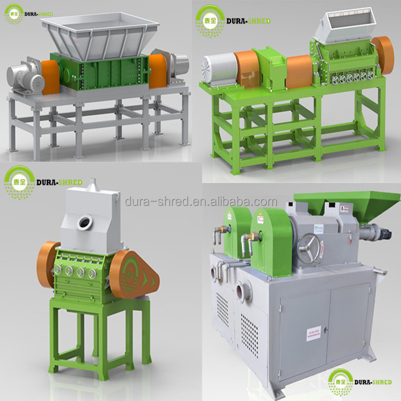 manufactuer shredder/grater/rasper/granulator machinery