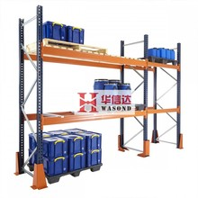 Heavy duty pallet steel warehouse storage racking system for warehouse interior design