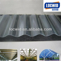 FRP material,corrugated plastic roofing sheets for greenhouse