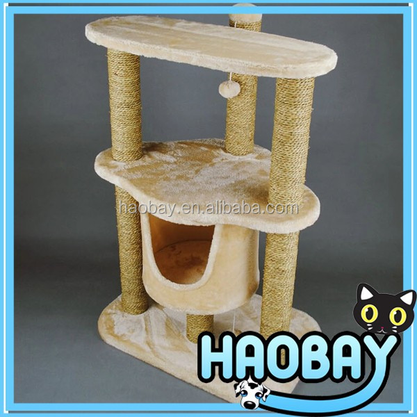 Stylish Cat Scratching Tree/Cat Toy
