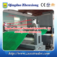 Artificial lawn mat making equipment/Artificial grass carpet extrusion machine