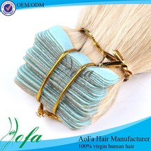 AOFA 100% real human hair for sale made in china