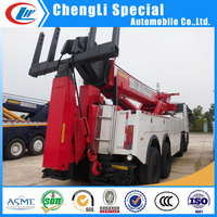 375HP Wrecker Body Full Hydraulic Tow