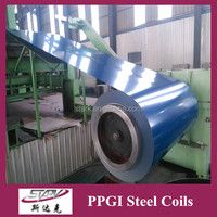ral color ppgi steel coils