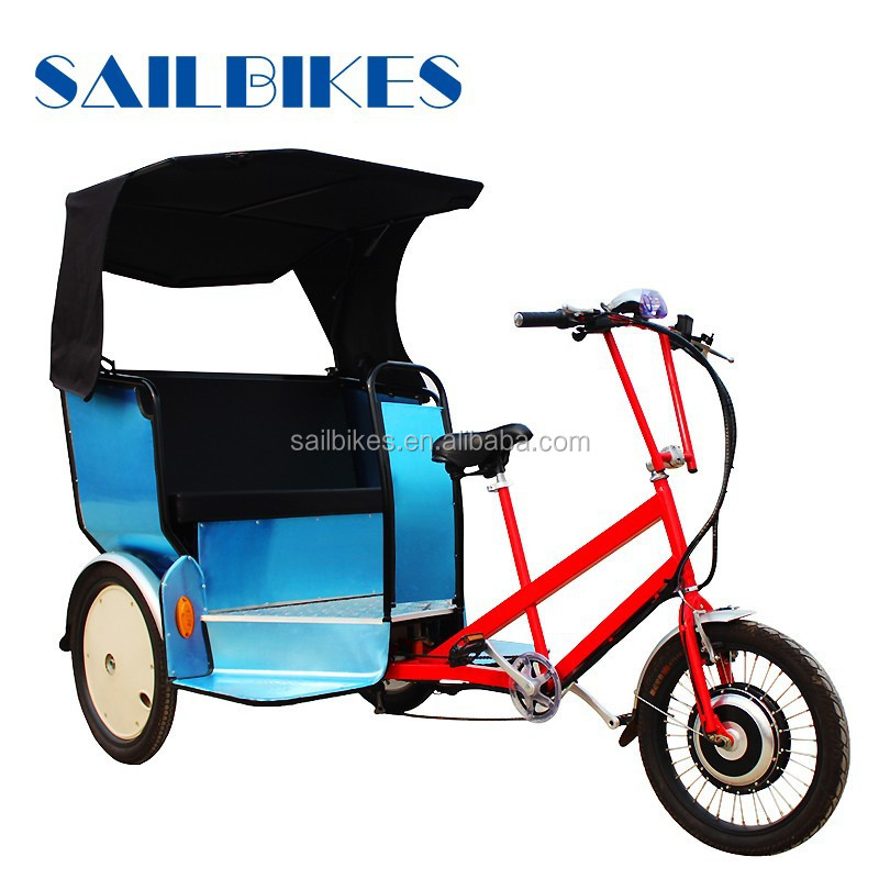 famous brand sailbikes auto rickshaw tricycle for passengers